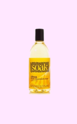 Citrus SOAK™ Lingerie Wash