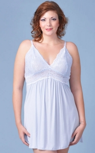 Heavenly Blue Chemise