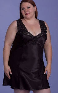 Our Black Beauty Chemise