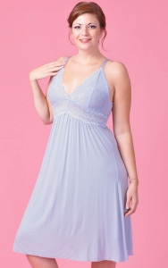 Heavenly Blue Nightgown