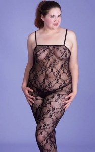 Lacy Bodystocking
